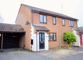 Thumbnail 3 bed semi-detached house for sale in North Star Drive, Leighton Buzzard