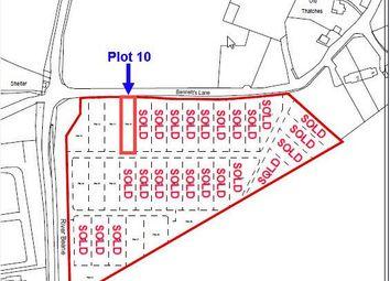 Thumbnail Land for sale in Plot 10 Church Farm Meadow, Rushden, Buntingford, Hertfordshire