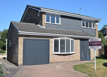 Thumbnail 4 bed detached house for sale in Drome Close, Coalville