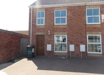 Thumbnail 3 bed property to rent in Arnold Mews, Hull