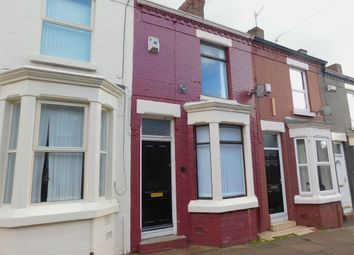 Thumbnail 2 bed terraced house to rent in Longford Street, Dingle, Liverpool