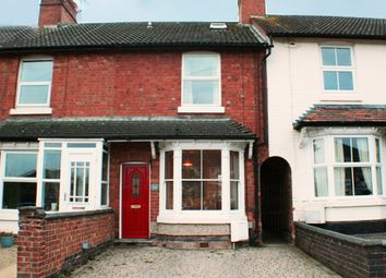 Thumbnail 3 bed terraced house for sale in Addison Road, Bilton, Rugby
