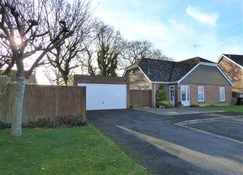 Thumbnail 2 bed detached bungalow for sale in Grangefield Way, Aldwick, Bognor Regis