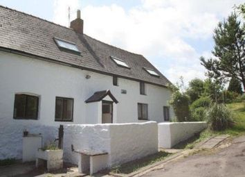 Thumbnail 3 bed farmhouse to rent in Druidstone Road, Old St Mellons, Cardiff