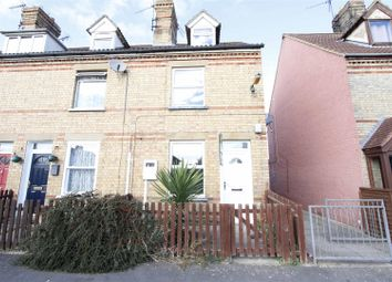 Thumbnail 3 bed terraced house for sale in Wood View, Bourne