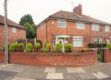 Thumbnail 3 bed semi-detached house for sale in Norwyn Road, Liverpool