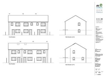 Thumbnail 3 bed mews house for sale in Leigh Road, Hindley Green, Wigan