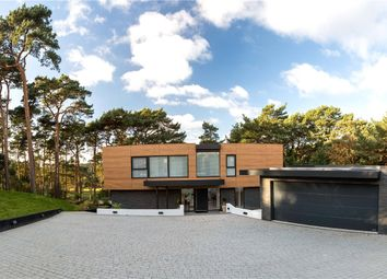 Thumbnail 4 bedroom detached house for sale in Imbrecourt, Canford Cliffs, Dorset