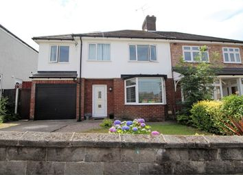 Thumbnail 4 bedroom semi-detached house for sale in Cresttor Road, Woolton, Liverpool, Merseyside