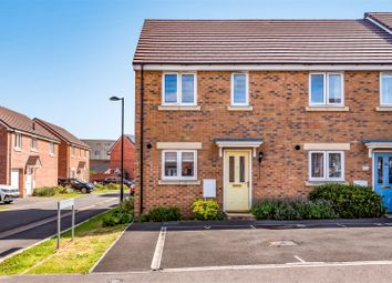 Thumbnail 2 bed end terrace house for sale in Herman Way, Old Sarum, Salisbury
