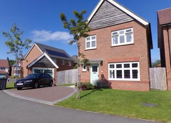 Thumbnail 3 bed detached house for sale in Whitley Drive, Buckshaw Village, Chorley, Lancashire