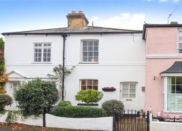 Thumbnail 2 bed terraced house for sale in Woods Cottages, Weston Green, Thames Ditton, Surrey