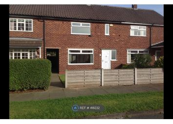 Thumbnail 2 bed terraced house to rent in Ellesmere Road, Northwich