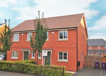 Thumbnail 3 bed semi-detached house for sale in Kamala Way, Liverpool