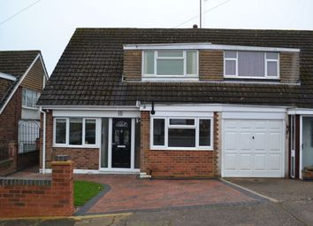 Thumbnail 4 bedroom semi-detached house for sale in Heatherdale Way, Links View, Northampton
