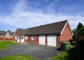 Thumbnail 3 bed detached bungalow for sale in Westrose, Capon Tree Road, Brampton, Cumbria