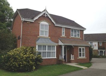 Thumbnail 4 bed detached house to rent in Abergavenny Gardens, Copthorne, Crawley