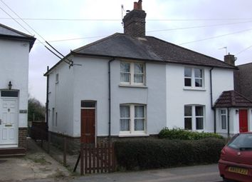 Thumbnail 2 bedroom semi-detached house for sale in Mill Lane, Hurst Green