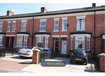 Thumbnail 3 bed terraced house to rent in North Road, Manchester