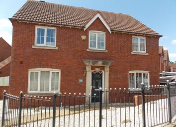 Thumbnail 4 bed detached house for sale in Blacksmith Drive, Sutton Coldfield