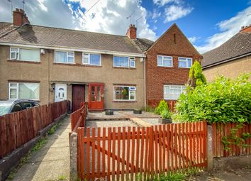Thumbnail 3 bed end terrace house for sale in The Greenfield, Stoke Aldermoor, Coventry