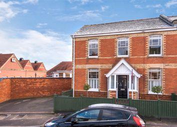 Thumbnail 3 bedroom semi-detached house for sale in Churchill Road, Cheltenham, Glos