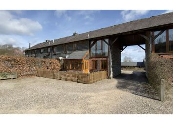 Wigmore, Leominster HR6. 3 bed barn conversion for sale