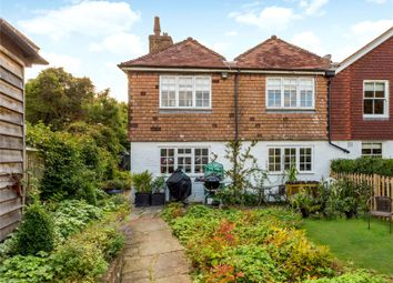 Underhill Lane, Clayton, Hassocks, West Sussex BN6. 3 bed semi-detached house