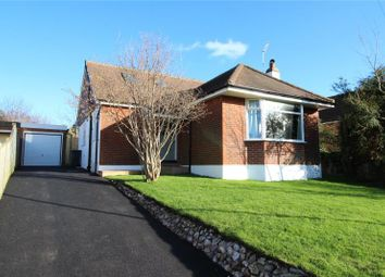 Thumbnail 3 bed detached bungalow for sale in Hazelhurst Crescent, Findon Valley, Worthing
