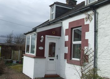Thumbnail 3 bed cottage for sale in Ruthwell Station, Dumfries
