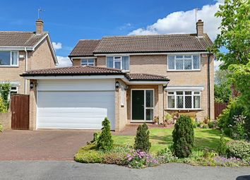 Thumbnail 4 bed detached house for sale in Northfield, Swanland, North Ferriby