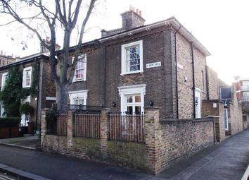 Thumbnail 3 bedroom end terrace house to rent in Albion Drive, London