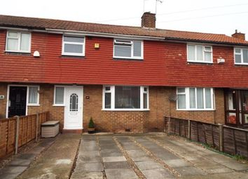 Thumbnail 3 bed terraced house for sale in Weller Avenue, Rochester, Kent