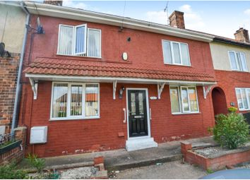 Thumbnail 3 bedroom terraced house for sale in White Avenue, Worksop