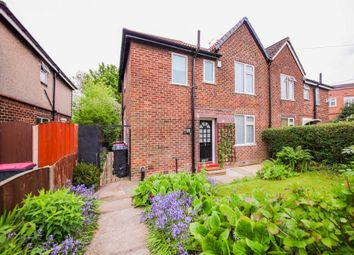 Thumbnail 3 bedroom semi-detached house to rent in East Drive, Swinton, Manchester
