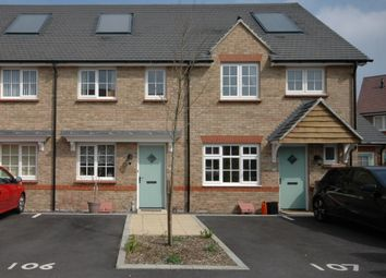 Thumbnail 2 bed terraced house to rent in Magdalen Gardens, Maidstone, Kent
