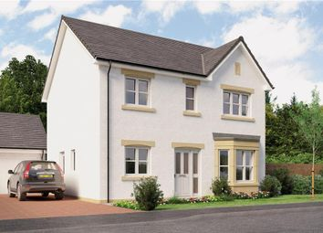 "Thumbnail 4 bed detached house for sale in ""Douglas"" at Mossgreen, Crossgates, Cowdenbeath"