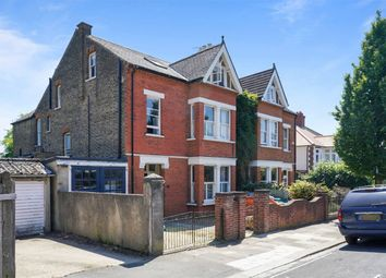 Thumbnail 6 bed detached house to rent in Manor Court Road, London