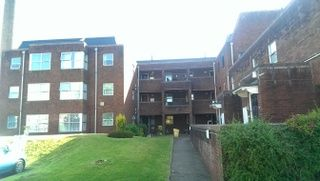 Thumbnail 1 bedroom flat to rent in Gainsborough House, Grendon Road, Exeter