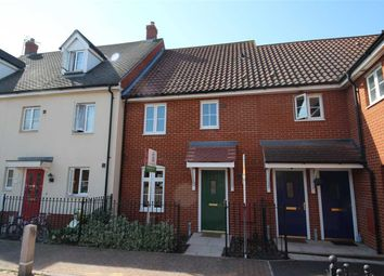 Thumbnail 3 bed terraced house for sale in Turing Court, Grange Farm, Kesgrave, Ipswich