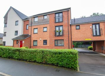 Thumbnail 2 bed flat for sale in Dunster Close, Chadderton, Oldham