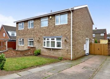 Thumbnail 3 bed semi-detached house for sale in Oakhill Road, Cannock, Staffordshire