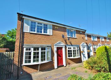 Thumbnail 2 bedroom end terrace house for sale in Northwold Avenue, West Bridgford