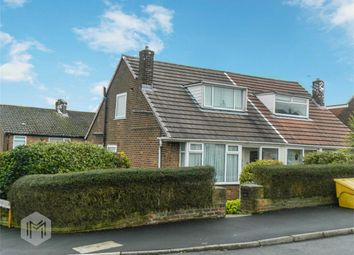 Thumbnail 3 bedroom semi-detached house for sale in Links Road, Harwood, Bolton, Lancashire