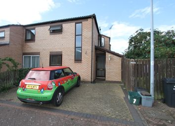 Thumbnail 1 bed mews house to rent in Eardswick Close, Chester