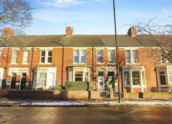Thumbnail 4 bed terraced house for sale in Ilfracombe Gardens, Whitley Bay