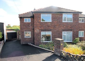 Thumbnail 3 bed property for sale in Grove Park, Knutsford