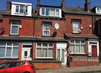 Thumbnail 4 bedroom terraced house to rent in Milan Road, Leeds