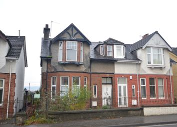 Thumbnail 3 bed semi-detached house for sale in Stirling Road, Dumbarton