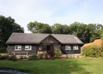 Thumbnail 2 bed detached bungalow for sale in East Close, Cranmore, Yarmouth